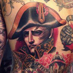 12 Conquering Napoleon Tattoos