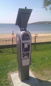 New Parking Stations.