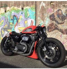 """harleysite: """" """"#harleydavidson #custombike"""" by @harleypohl67 on Instagram http://ift.tt/22KHEDz """""""
