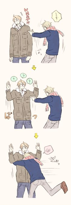 USUK. This is the cutest shit