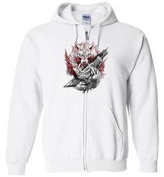 cool Final Fantasy Amano Homage Unisex zip hoodie