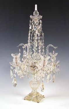 Crystal Chandelier Table Lamps | Share on facebook Share on Twitter Share on Pinterest Share on Email