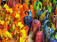 Carnaval Grupo Especial Rio de Janeiro Carnival Unidos de Vila Isabel 2010 Carioca Brazil Brasil samba by SeLuSaVa, via Flickr