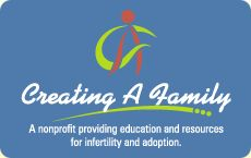 A nonprofit providing education, resources, and support for those touched by infertility or adoption.