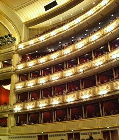 Wiener Staatsoper in Wien, Wien