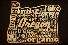 <3 Oregon <3