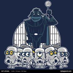 Minions x Star wars