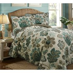 Scent-Sation Ikat Bedding Collection $120 4 piece ikat, piping,nice