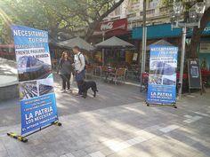 CRÓNICA FERROVIARIA: Mendoza: Primera Jornada de recolección de firmas ...