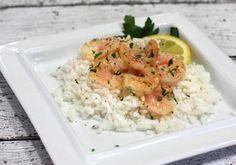 Garlic Shrimp - Photo: Diana Rattray