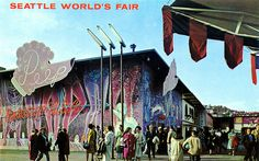 Backstage U.S.A. at the 1962 Seattle World's Fair