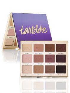 """tartelette Amazonian clay matte palette 
