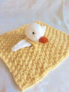 (6) Name: 'Knitting : Mini Cuddly Blankies