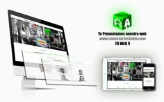 Presentación #web ; conectartestudio.com