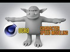 Cinema 4D - Speed Modelling - YouTube