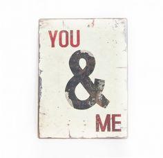 CARTEL YOU & ME