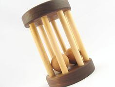 Organic wooden baby toys? Yes please! These are ten of my favorites. #baby #toys #wood #organic