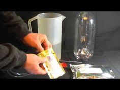 DIY How To Hatch Brine Shrimp Eggs