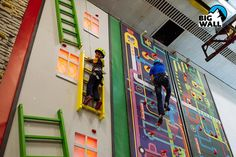 Trampoline Jump, Rock Climbing Gym, Indoor Play Areas, Gym Room, Brainstorm, The Office, Centre, Entertainment, Display