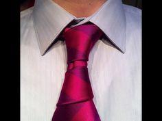 How to Tie a Krasny Hourglass Knot