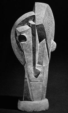 Henri Laurens - Tête, 1918