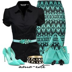 LOVE THIS COLOR COMBO!!