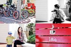 Pink Coffee Photo Blog » Jacksonville's Lifestyle Photographer... THOSE BIKES