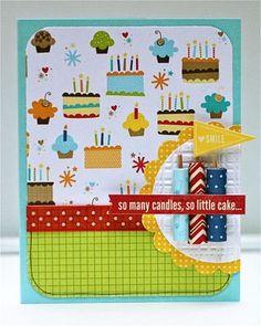 Card by Julie Bonner - love it!
