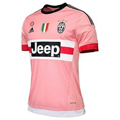 ADIDAS - Maglia gara AWAY FC JUVENTUS 2015/2016 Colore Pink / Bright Pink / Black / White (S12846) tg. M adidas http://www.amazon.it/dp/B00XZL3EEU/ref=cm_sw_r_pi_dp_9KpMvb0D27N8F
