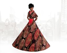 vlisco dresses | Nothing But the Wax: VLISCO new collection : SILENT EMPIRE