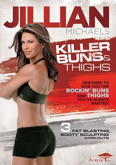 Shop Jillian Michaels: Killer Buns & Thighs [DVD] at Best Buy. Find low everyday prices and buy online for delivery or in-store pick-up. Jillian Michaels, Learn Yoga, How To Start Yoga, Kendall Jenner Diet, Ripped In 30, 6 Pack Abs, Michael S, Workout Plan For Women, Keto