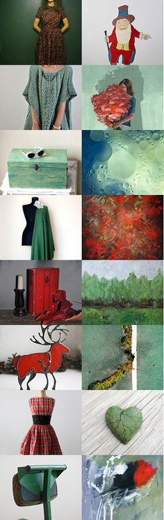 Christmas Gifts by ILONA on Etsy--Pinned with TreasuryPin.com