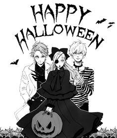 Hirunaka no Ryuusei: Happy Halloween!