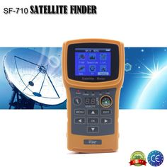 63.75$  Buy here - http://ali5py.shopchina.info/go.php?t=32805041166 - SF-710 Satellite Finder For Satellite TV Receiver Color Display DISEqC1.0 With USB/Compass Satellite Meter Support DVBS/DVBS2  #aliexpresschina