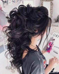 Wedding Hairstyles : 100 Wow-Worthy Long Wedding Hairstyles from Elstile   Hi Miss Puff Part 23 #weddinghairstyles