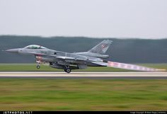 Polish Air Force Lockheed Martin F-16C Fighting Falcon 4041 JC-2 Lask-Buczek - EPLK