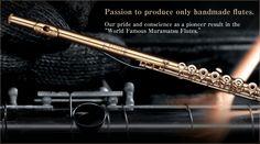Muramatsu flutes <3