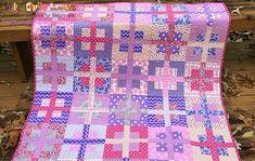 Sugar Plum Quilt Full Tutorial this beautiful quilt