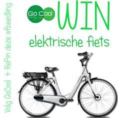 #Win! Een elektrische fiets!