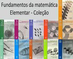 Coleção completa fundamentos de Matemática Elementar- Download . ~ Caderno de Tutoriais
