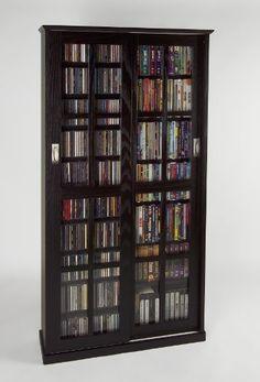 Lovely Leslie Dame Dvd Cabinet
