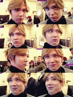 Hongki from F.T. Island silliness   Come visit kpopcity.net for the largest discount fashion store in the world!!