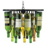 Bottle Collectors Chandelier