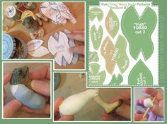 Ideal for the beginning to intermediate seamstress/ seamster who wants to learn how i put my fully articulated dolls together, from pattern cutting to