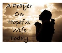 A New Year's Prayer on Hopeful Wife Today