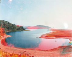 Matthew Brandt's Lakes and Reservoirs series