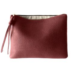 rennes Redwood Pouch Large 003