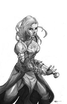 Warrior OC by Harpokrates.deviantart.com on @DeviantArt