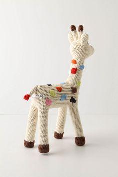 Standout Giraffe