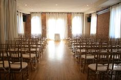 Brooklyn Wedding Venue - Deity NYC - Ceremony #brooklynweddingvenue #brooklynwedding